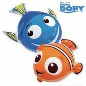 限定迪士尼海底總動員多莉&尼莫充氣氣球2 入組