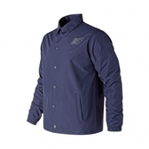 NEW BALANCE 服飾系列 -男款經典教練夾克- NO.AMJ81590PGM