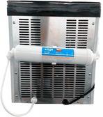 220V恒洋制冰機25kg商用小型奶茶店家用方冰機全自動大型不銹鋼冰塊機igo 【Pink Q】
