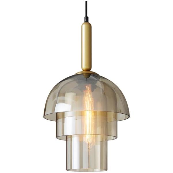 美式簡約吧臺吊燈現代輕奢餐廳燈臥室床頭燈創意玄關