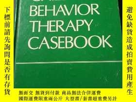 二手書博民逛書店CHILD罕見BEHAVIOR THERAPY CASEBOOK