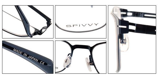 SPIVVY 光學眼鏡 SP1176 NV (藍) 卓越質感經典百搭款 # 金橘眼鏡
