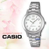 CASIO 卡西歐 手錶專賣店  LTP-1128A-7B 女錶  石英錶  不鏽鋼錶帶 防水