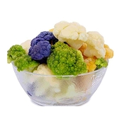 [COSCO代購 需低溫宅配] C1138646 PATH OF LIFE 4 COLORCAULIFLOWER 1.8KG 冷凍四色花椰菜