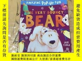 二手書博民逛書店The罕見Very Bouncy BearY252403 Jack Tickle Little Tiger P