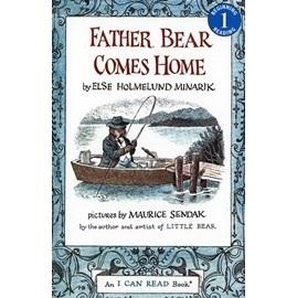 〈汪培珽英文書單〉An I Can Read系列  FATHER BEAR COMES HOME / L1