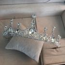 新款網紅新娘皇冠頭飾女神