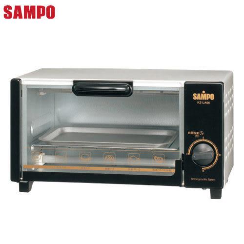 【福利品】SAMPO聲寶6公升電烤箱 KZ-LA06