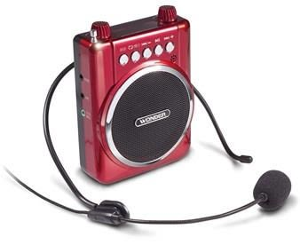 WONDER 旺德 多功能數位教學音響擴音機 WS-P008