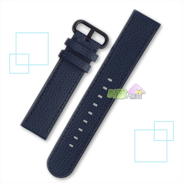 Braloba Essence 20mm 皮革 錶帶 ◤Samsung Galaxy Watch Active2 適用◢