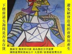 二手書博民逛書店2手英文罕見Picasso: Artist of the Cen