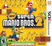 3DS New Super Mario Bros. 2 新超級瑪莉歐兄弟 2(美版代購)