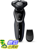 [美國直購] Philips S5210/81 Norelco Electric Shaver 5100 Wet & Dry 電動 刮鬍刀 with Precision Trimmer