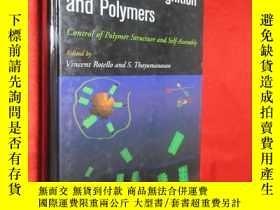 二手書博民逛書店Molecular罕見Recognition and Polym