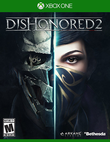 X1 Dishonored 2 Limited Edition 冤罪殺機 2(美版代購)