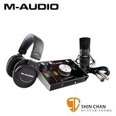 M-AUDIO M-TRACK 2X2 Vocal Studio Pro 錄音套裝組 24-bit/192kHz USB介面 PC/Mac 原廠公司貨一年保固