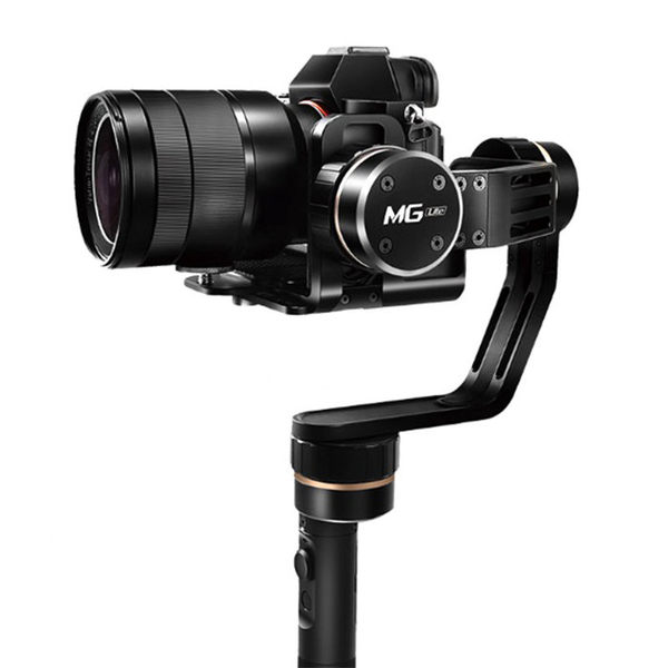黑熊館 飛宇 MG Lite 三軸微單眼相機穩定器 三軸雲台 拍攝 錄影 穩定 多種模式 手持 穩定器 公司貨