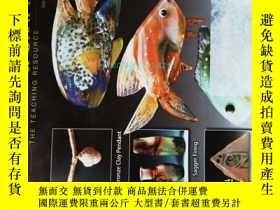 二手書博民逛書店Fired罕見Arts & Crafts magazine the teaching resource 2013