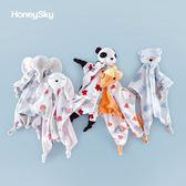 新生嬰兒安撫巾毛絨玩具布藝手偶寶寶可入口睡眠玩偶年貨慶典 限時鉅惠