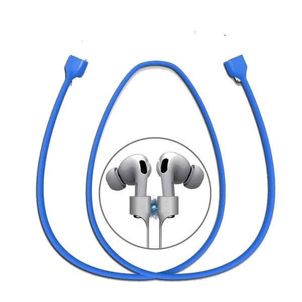 [9美國直購] 磁性運動繩 Strap Magnetic Super Strong Cord Anti-Lost Leash Sports String 適用Airpods PRO/2/1 多色