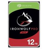 Seagate 希捷 那嘶狼 IronWolf Pro 12TB 3.5吋 NAS專用硬碟 (ST12000NE0008)