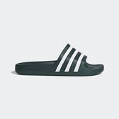ADIDAS ADILETTE AQUA [F35537] 男 涼鞋 拖鞋 水鞋 雨鞋 海灘 游泳 戲水 愛迪達 黑白