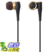 [東京直購] ELECOM 9.8mm 金 CH1000 EHP-CH1000GD 線控耳機 入耳式耳機