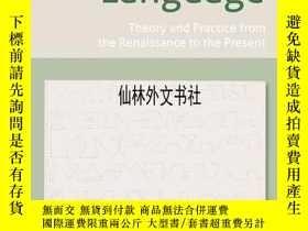 二手書博民逛書店【罕見】2012年出版 Poetic Language: The