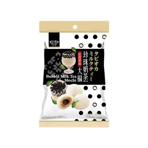 ROYAL FAMILY 皇族 珍珠奶茶大福(120g)【小三美日】