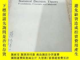 二手書博民逛書店Statistical罕見Decision TheoryY135