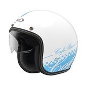 ZEUS 瑞獅安全帽,ZS-388,zs388,AT13/白藍