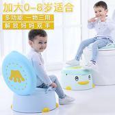 加大號兒童坐便器女寶寶馬桶嬰幼兒小孩座墊圈1-3-6歲男便盆尿盆-Ifashion YTL