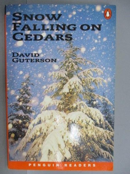 【書寶二手書T6/原文小說_FUL】Snow Falling on Cedars