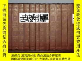 二手書博民逛書店稀缺,極其罕見罕見《雨果完整作品集》28卷全大量插圖,1904年