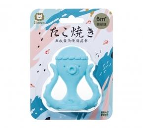 【愛吾兒】小獅王辛巴 Simba 五感章魚燒固齒器(香草)