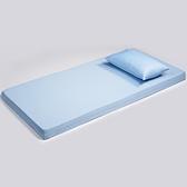 10CM 複合型記憶床墊吸濕排汗超值組單人加大尺寸款186x105x10cm (混款隨機)