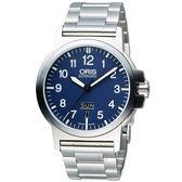 ORIS 豪利時 BC3系列簡約機械腕錶    0173576414165-0782203