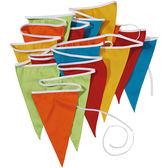 JAKO-O德國野酷-彩色三角旗幟