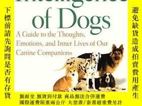 二手書博民逛書店Intelligence罕見Of DogsY256260 Stanley Coren Free Press