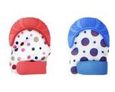 PUKU 藍色企鵝 Baby GaGa 拳擊手套 (含鍊夾/保存盒) 顏色隨機