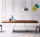 【南洋風休閒傢俱】餐桌系列-美式復古鐵藝...