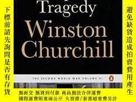 二手書博民逛書店Triumph罕見And Tragedy-勝利與悲劇Y436638 Winston S. Churchill