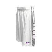 Nike AS Team BB Game Day Short [614446-180] 男 籃球 短褲 快乾 排汗 白紫