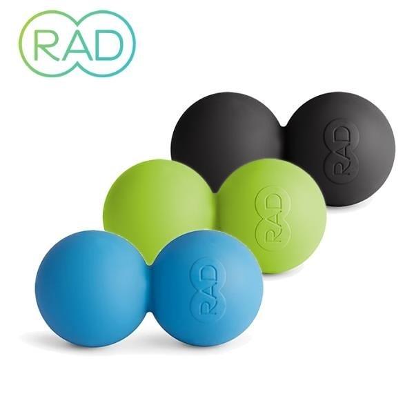 【南紡購物中心】RAD Roller 肌筋膜放鬆花生球 3種硬度可選 瑜珈球 深層按摩 運動舒緩