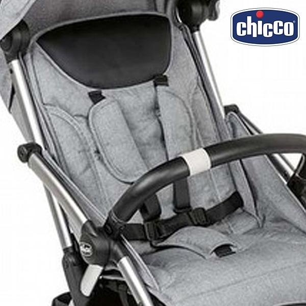 chicco-goody安全帶保護套-左右肩部黑/灰2色可選 (不含胯部)