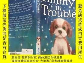 二手書博民逛書店Timmy罕見in Trouble 蒂米有麻煩了Y200392
