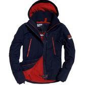 【蟹老闆】SUPERDRY  男風衣外套內裡紅色 攻擊者 深藍 新款