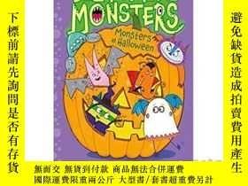 二手書博民逛書店Billy罕見and the Mini Monsters Monsters at Ha...-Y465786