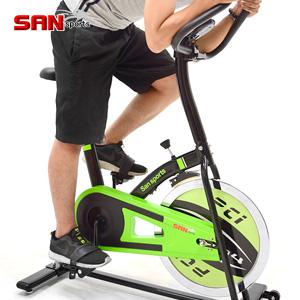 10KG飛輪健身車│【SAN SPORTS】M4神采10公斤飛輪車.2.5倍強度.室內腳踏車.推薦