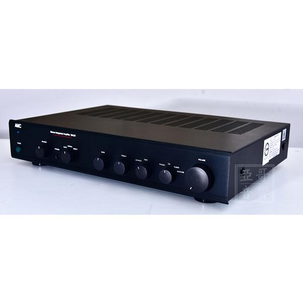 AMC XIA30 兩聲道綜合擴大機/立體聲擴大機 (30W 黑色) - 306d升級款